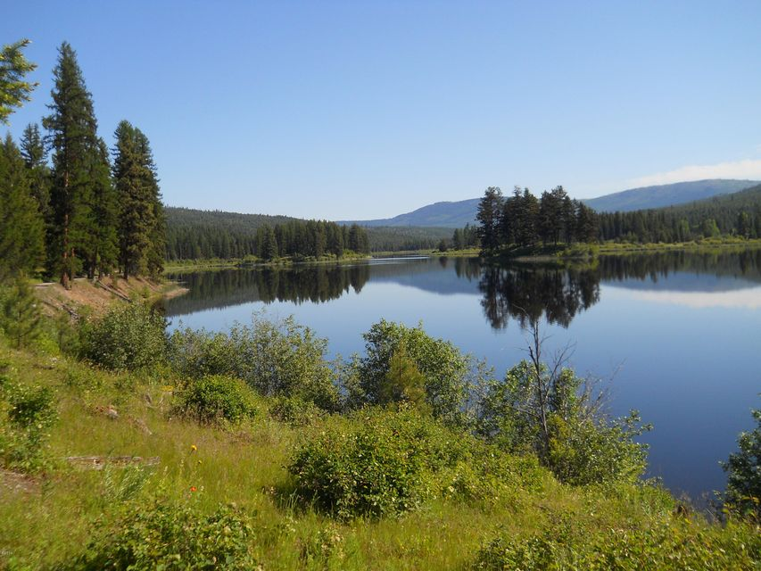 Land for Sale at Lot 1 Island Lake Road Lot 1 Island Lake Road Libby, Montana 59923 United States