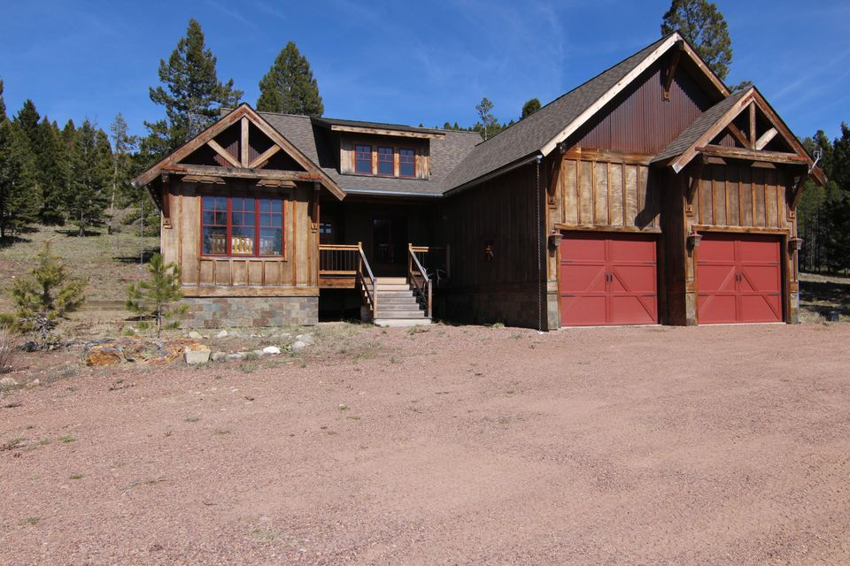 Single Family Home for Sale at 132 Elk Meadows Lane Anaconda, Montana 59711 United States