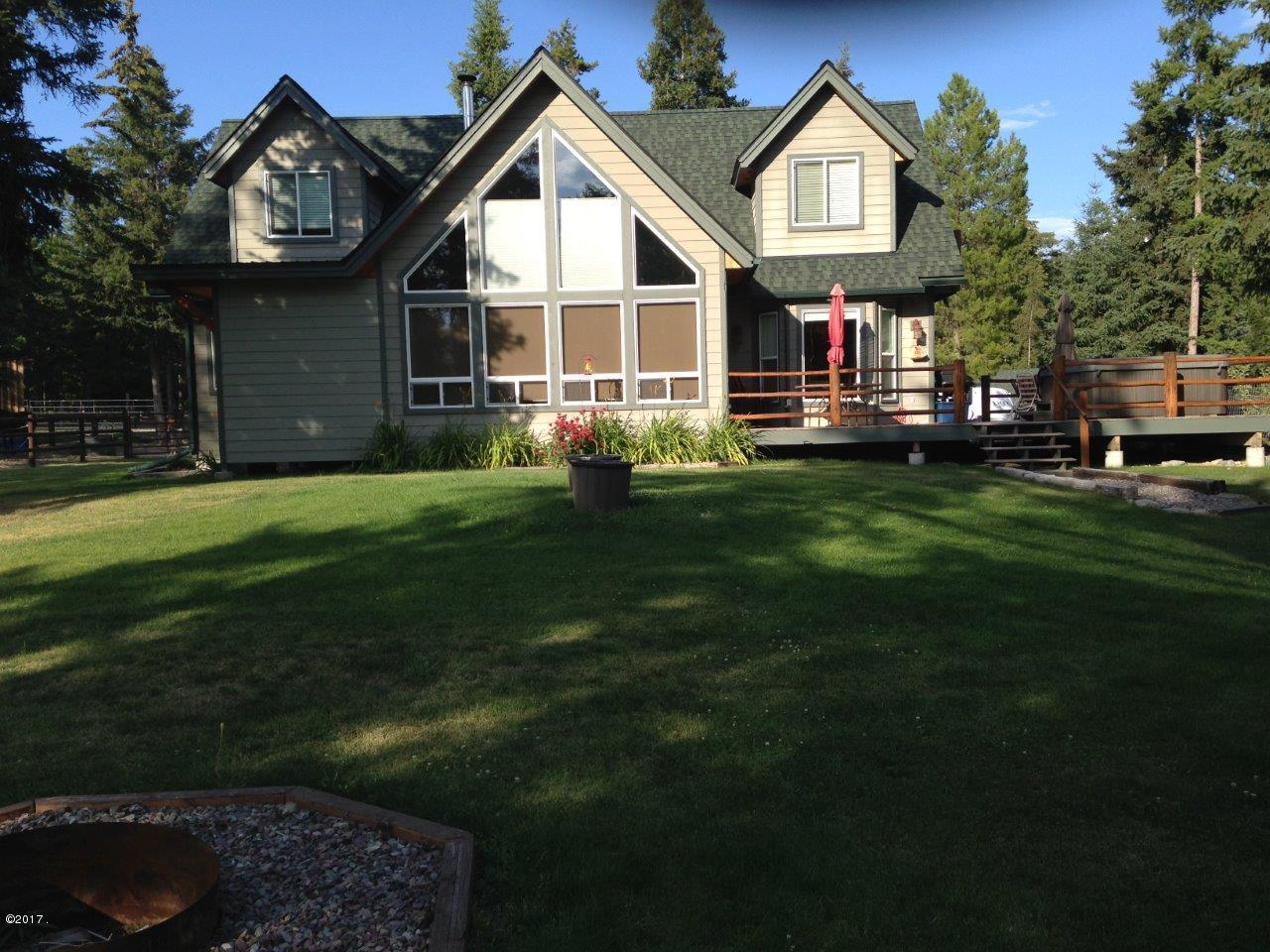 Montana flathead county kila - Additional Photo For Property Listing At 5129 Ashley Lake Road Kila Montana 59920 United States