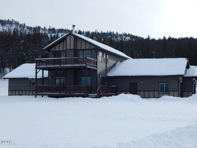 Single Family Home for Sale at 2990 Smith Lake Road Kila, Montana 59920 United States