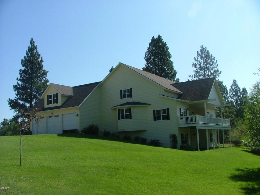 Single Family Home for Sale at 302 Misty Pine Trail Hamilton, Montana 59840 United States