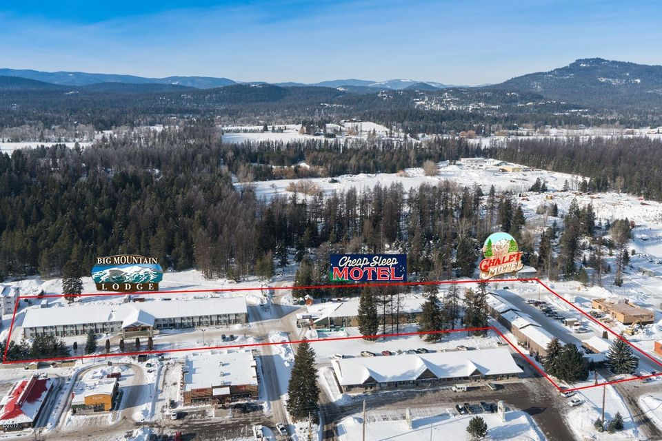 Commercial for Sale at 6390 Us-93 South Whitefish, Montana 59937 United States
