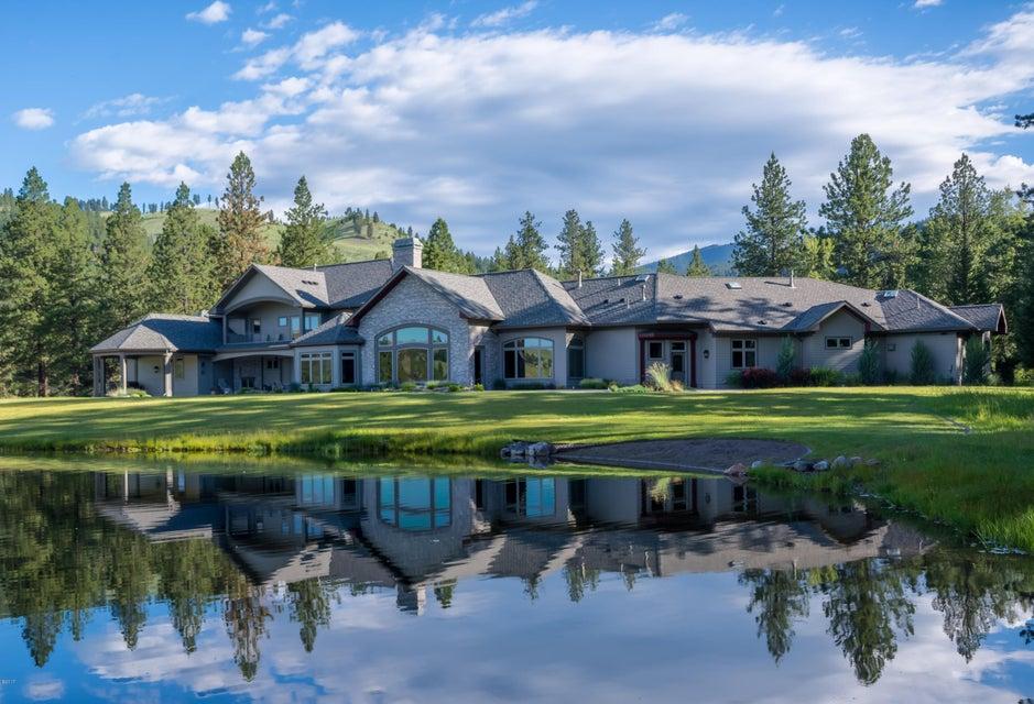 Nhà ở một gia đình vì Bán tại 1221 Rankin Road Missoula, Montana,59808 Hoa Kỳ