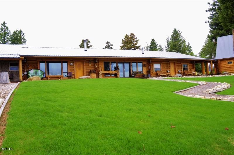 Single Family Home for Sale at 582 Tin Cup Road Darby, Montana 59829 United States