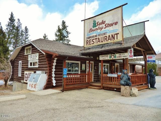 Commercial for Sale at 7060 Us Hwy 93 South South Sula, Montana 59871 United States