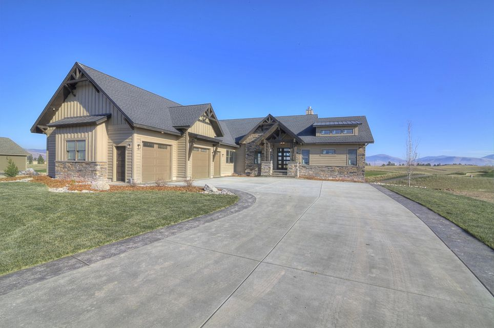 Single Family Home for Sale at 2969 Bunkhouse Place Missoula, Montana 59808 United States