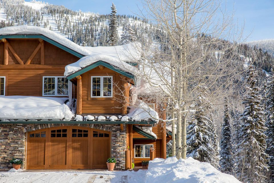 Additional photo for property listing at 333  Moose Run Drive  Whitefish, Montana,59937 États-Unis