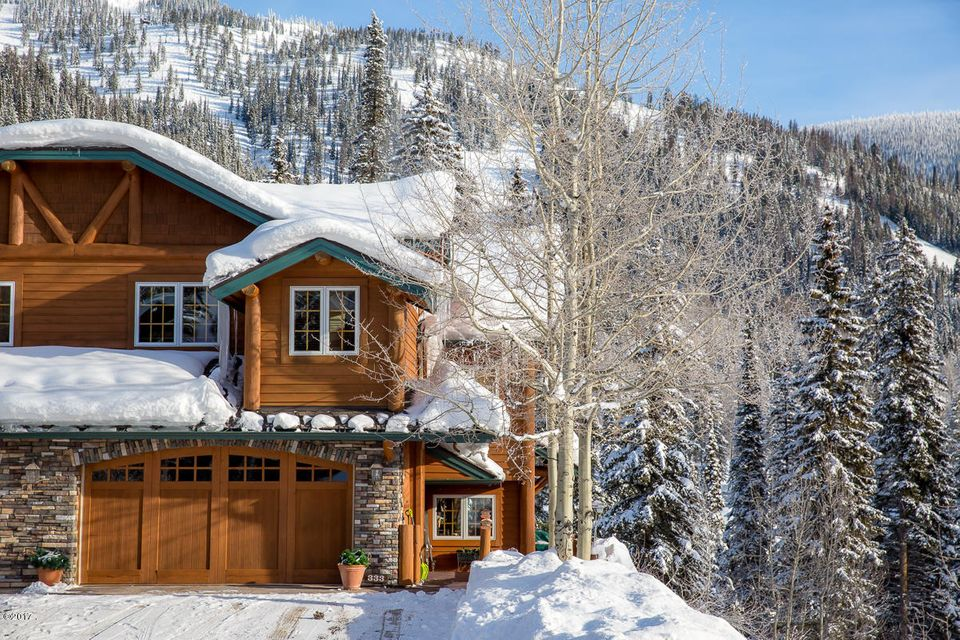 Additional photo for property listing at 333  Moose Run Drive  Whitefish, Montana,59937 Estados Unidos