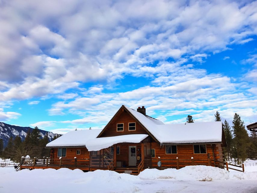 Single Family Home for Sale at 93 Cherry Creek Road Thompson Falls, Montana 59873 United States