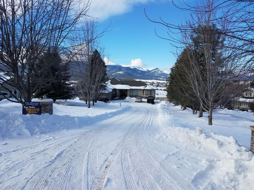 Single Family Home for Sale at 3000 St Thomas Drive Missoula, Montana 59803 United States