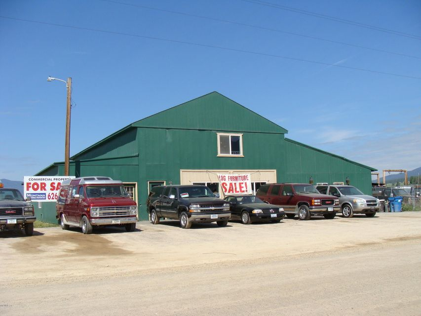 Commercial for Sale at 16097 Touchette Lane Frenchtown, Montana 59834 United States