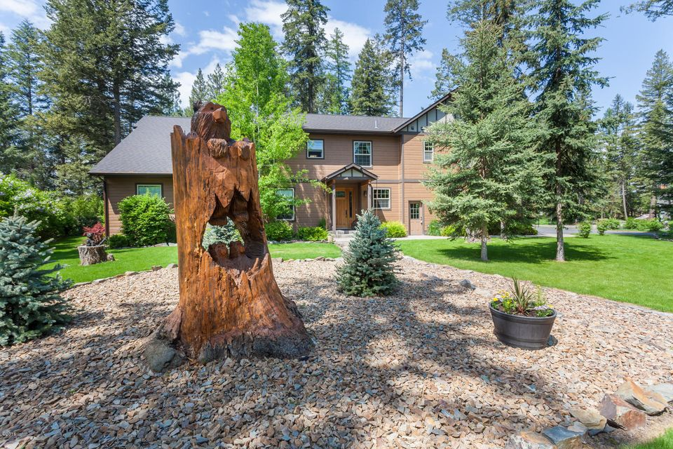 Single Family Home for Sale at 22 Trumble Creek Loop Kalispell, Montana 59901 United States