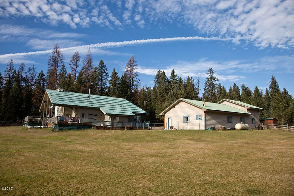 Additional photo for property listing at 481 Pomeroy Trail  Eureka, Montana 59917 United States