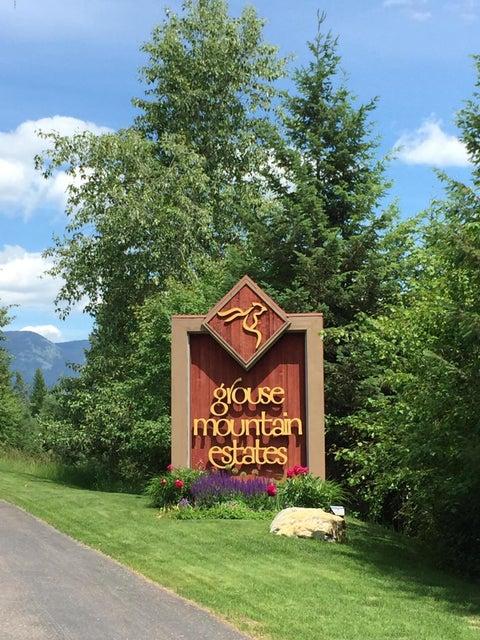Land for Sale at 731 Grouse Ridge Court 731 Grouse Ridge Court Whitefish, Montana 59937 United States