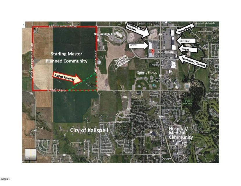 Land for Sale at 430 Stillwater Road 430 Stillwater Road Kalispell, Montana 59901 United States