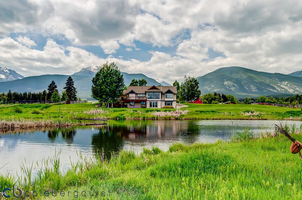 Single Family Home for Sale at 150 Lone Star Road Florence, Montana 59833 United States