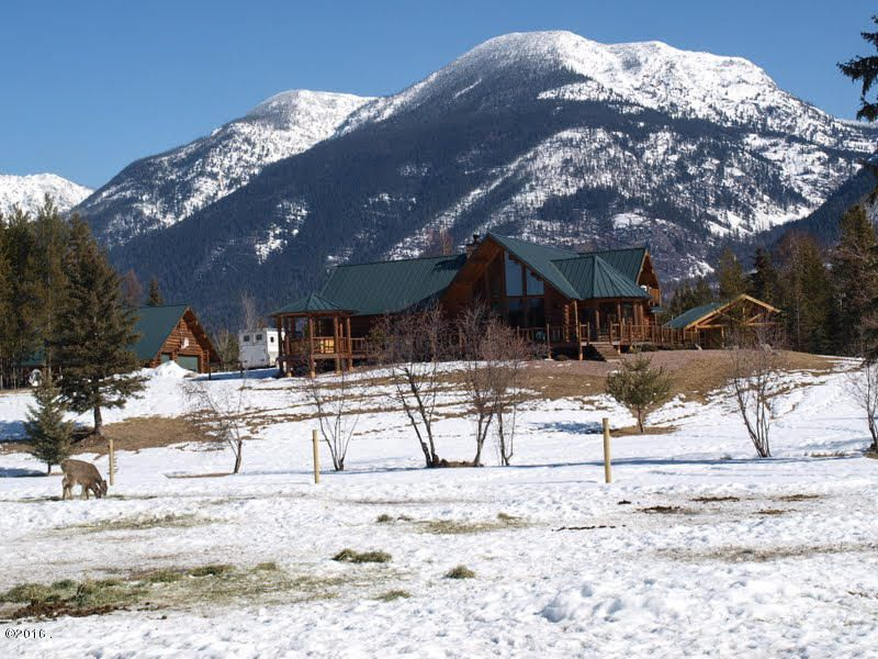 Additional photo for property listing at 870  Smith Meadows Lane  Condon, Montana,59826 États-Unis