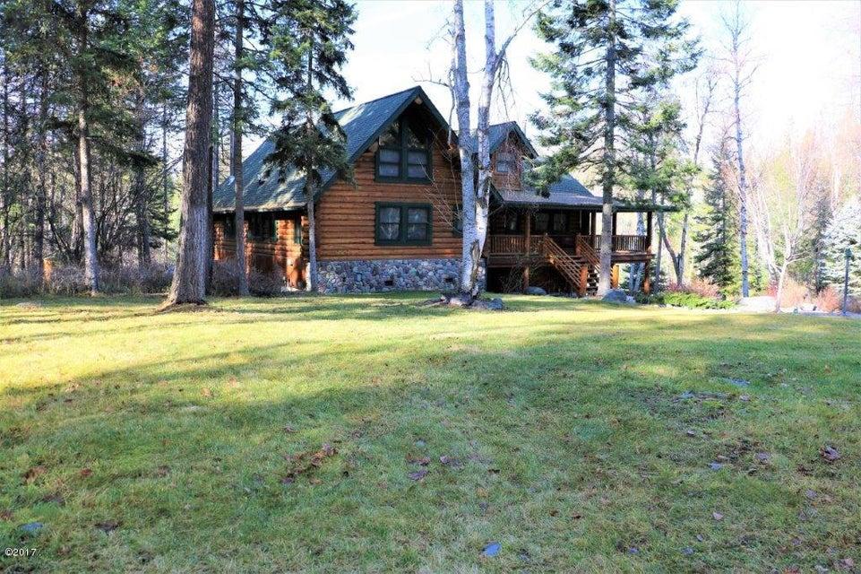 Single Family Home for Sale at 653 Latigo Lane Bigfork, Montana 59911 United States