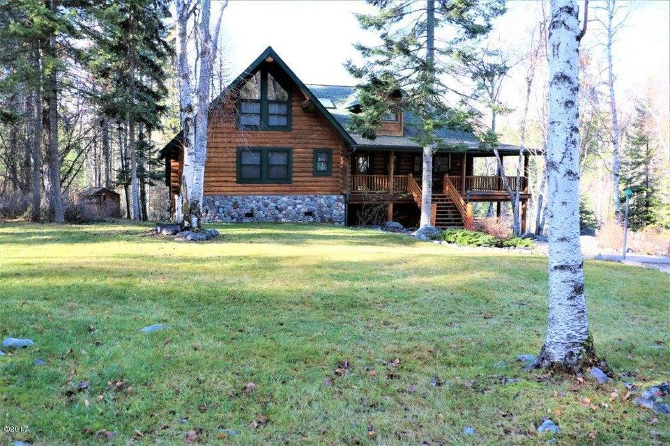 Single Family Home for Sale at 653 Latigo Lane 653 Latigo Lane Bigfork, Montana 59911 United States