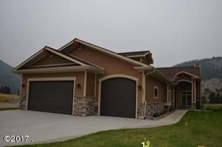Single Family Home for Sale at 1009 Anglers Bend Way 1009 Anglers Bend Way Missoula, Montana 59802 United States