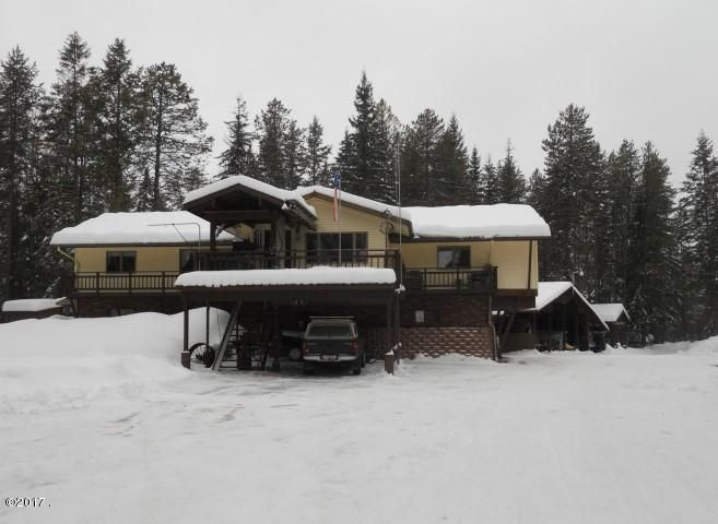 Single Family Home for Sale at 5674 Us Highway 93 South Whitefish, Montana 59937 United States