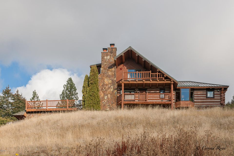 Single Family Home for Sale at 43645 Jette Lake Trail Polson, Montana 59860 United States