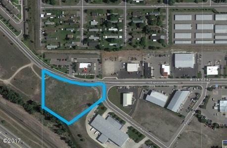 Commercial for Sale at Nhn Expressway Missoula, Montana 59808 United States
