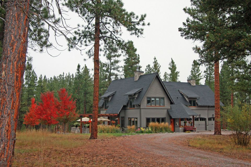 Single Family Home for Sale at 1290 Thunders Trail Potomac, Montana 59823 United States