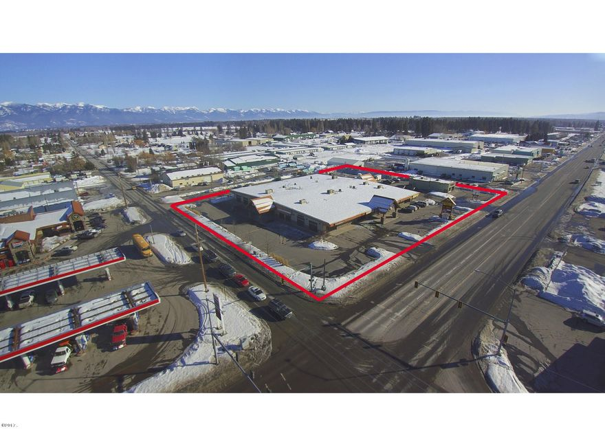 Commercial for Sale at 2593& 2567 Us Highway 2 East Kalispell, Montana 59901 United States