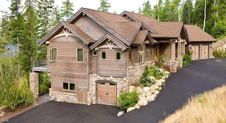 Casa para uma família para Venda às 3000 Iron Horse Drive 3000 Iron Horse Drive Whitefish, Montana,59937 Estados Unidos
