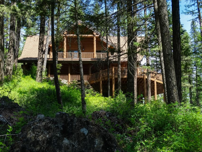 Single Family Home for Sale at 7254 Farm To Market Road Whitefish, Montana 59937 United States