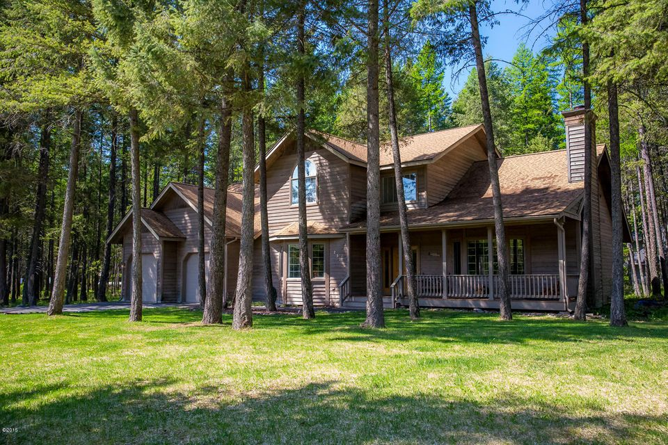 Single Family Home for Sale at 2326 East Lakeshore Drive Whitefish, Montana 59937 United States