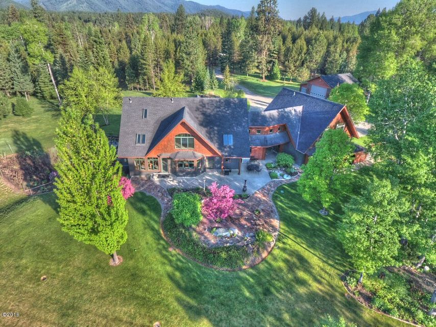 Single Family Home for Sale at 2a Ridge Lane Trout Creek, Montana 59874 United States