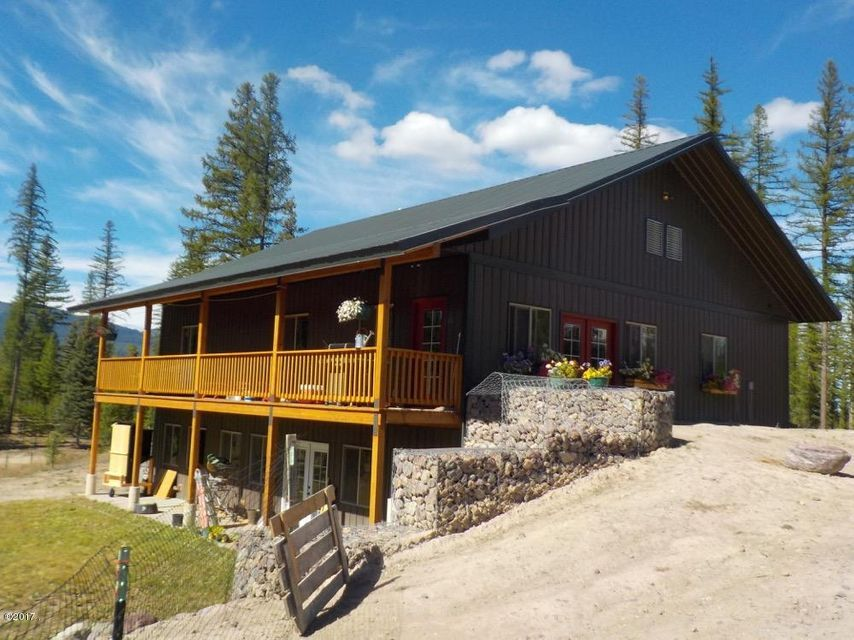 Single Family Home for Sale at 3444 Stoner Lake Road Condon, Montana 59826 United States