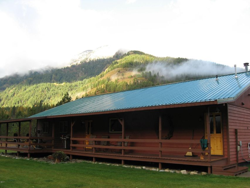 Additional photo for property listing at 64 Solid Rock Road 64 Solid Rock Road Noxon, Montana 59853 United States