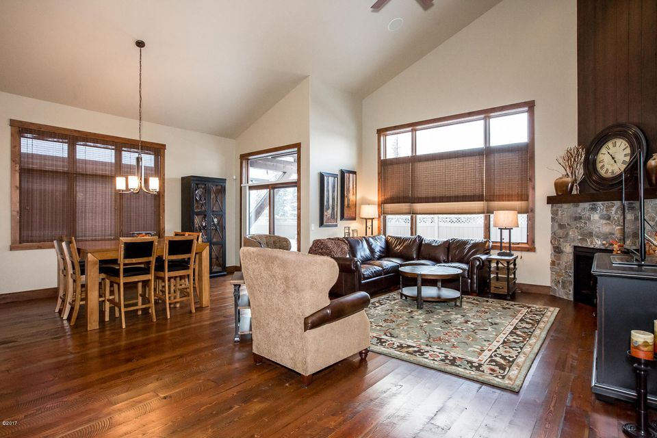 Single Family Home for Sale at 728 Clearwater Drive Whitefish, Montana 59937 United States