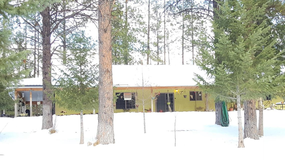Single Family Home for Sale at 1224 Juniper Lane Alberton, Montana 59820 United States