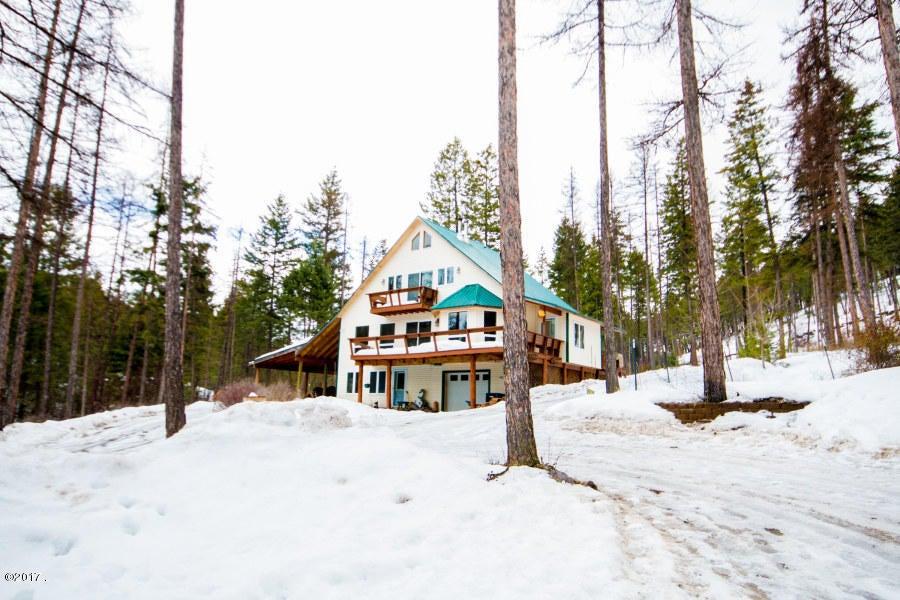 Single Family Home for Sale at 220-230 Tamarack Woods Drive Lakeside, Montana 59922 United States