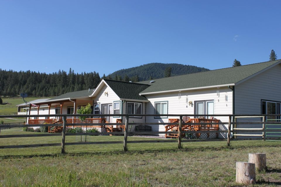 Single Family Home for Sale at 20933 Houle Creek Frenchtown, Montana 59834 United States