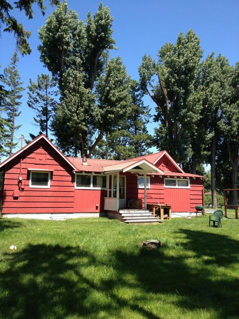 Single Family Home for Sale at 7285 Us Highway 93 South Lakeside, Montana 59922 United States