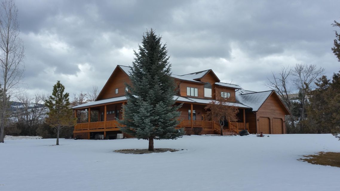 Single Family Home for Sale at 1665 South Burnt Fork Road Stevensville, Montana 59870 United States