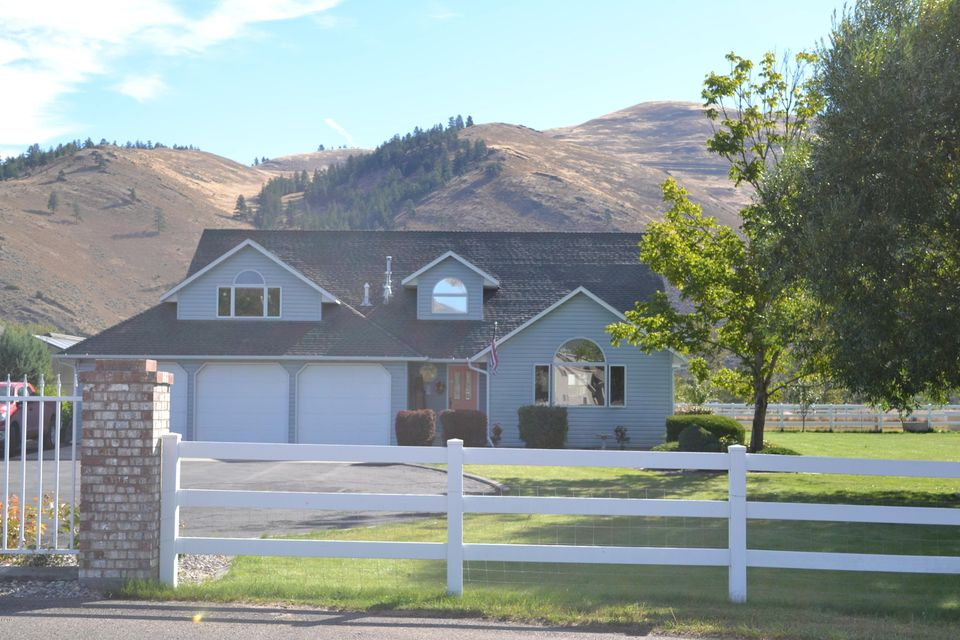Single Family Home for Sale at 5065 Lolo View Lane Lolo, Montana 59847 United States