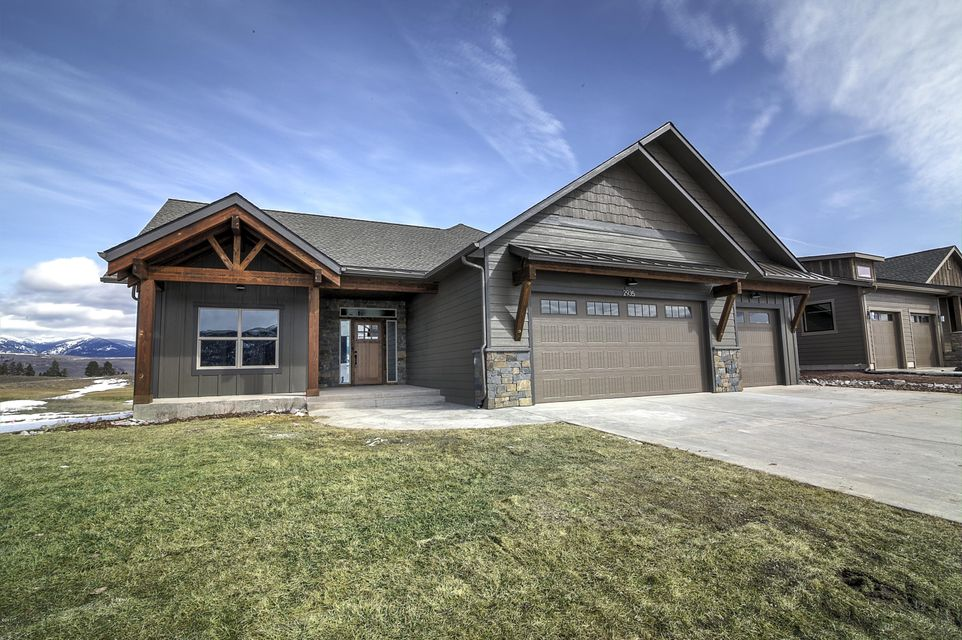 Single Family Home for Sale at 2935 Bunkhouse Place 2935 Bunkhouse Place Missoula, Montana 59808 United States