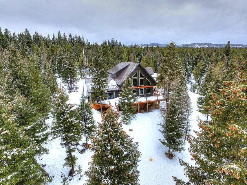 Single Family Home for Sale at 10830 Lost Prairie Road Marion, Montana 59925 United States