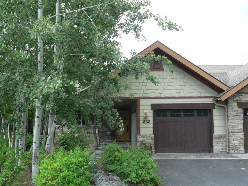 Single Family Home for Sale at 353 Jib Lane 353 Jib Lane Lakeside, Montana 59922 United States