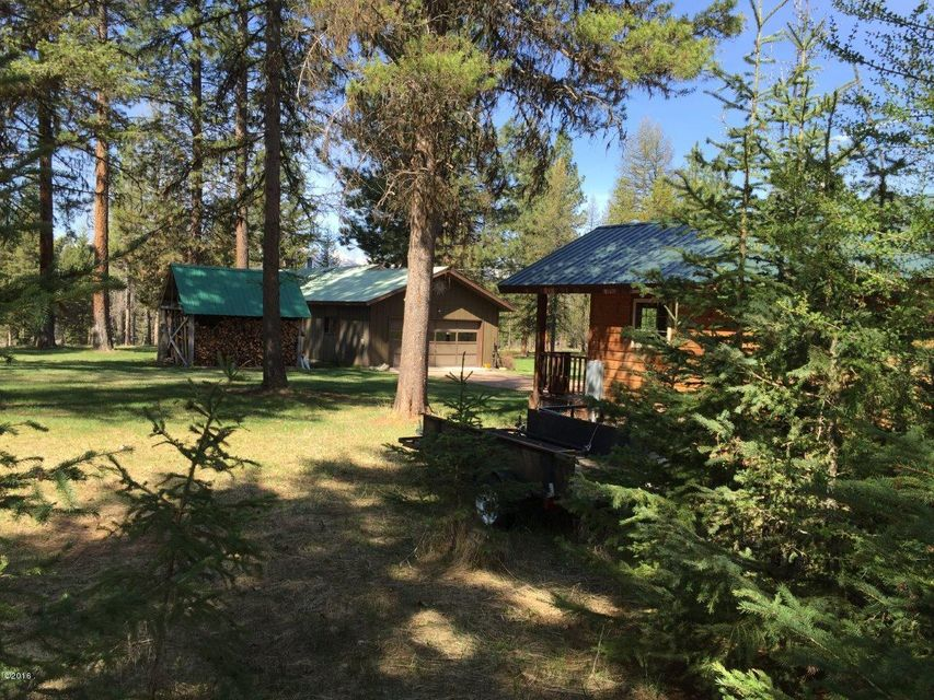 Single Family Home for Sale at 564 Snowview Drive Condon, Montana 59826 United States
