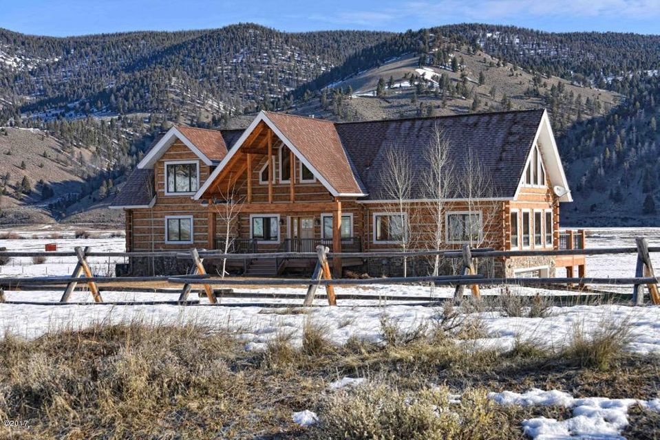 Single Family Home for Sale at Address Not Available Wise River, Montana 59762 United States