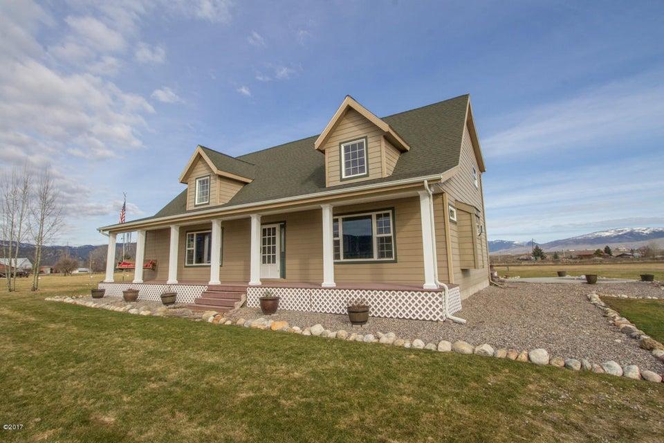 Single Family Home for Sale at 11195 Bruin Lane Missoula, Montana 59808 United States