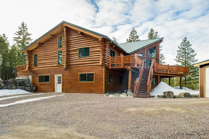 Single Family Home for Sale at 800 White Basin Road Kalispell, Montana 59901 United States