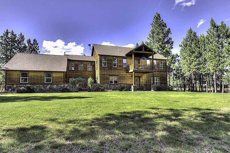Single Family Home for Sale at 338 Mill Creek Road Hamilton, Montana 59840 United States